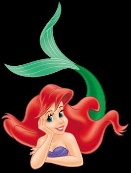 Votre personnage féminin préférés de l'univers Disney ? Ariel