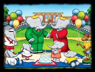 1ere Soiree S² : LES ANNEES 90s - Page 2 Babar