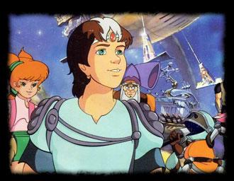 Les dessins animés qui ont rythmé votre jeunesse... Jayce