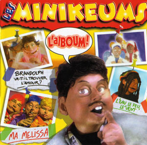 1ere Soiree S² : LES ANNEES 90s Minikeums