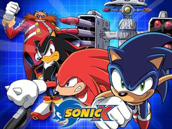 Sonic X (info) Sonicx
