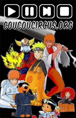 Coucoucircus Org Section Génériques De Dessins Animés