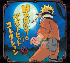 Naruto  on Naruto   Naruto Best Hit Collection   Ima Made Nando Mo   5th Ending