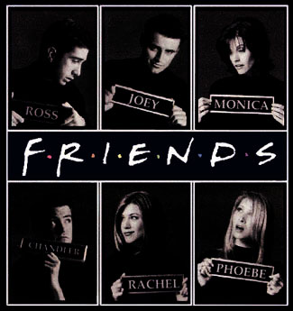 1ere Soiree S² : LES ANNEES 90s - Page 7 Friends